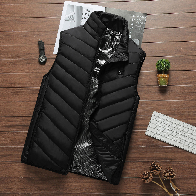 USB Heating Vest 28