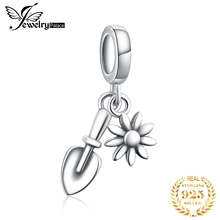 JewelryPalace Spade 925 Sterling Silver Beads Charms Original For Bracelet original Jewelry Making