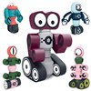 Pianeta Guerra Explor Blocchi Magnetici Magnetico Del Progettista Costruzione 3D Modello Magnetico Blocchi di Accatastamento Giocattoli Educativi Per I Bambini