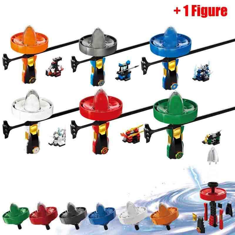 Mestre Lloyd Spinjitzu Building Blocks Define Bricks Ninja Filme Clássico Modelo Crianças Toy Marvel Compatível Com Bela 70633 70634