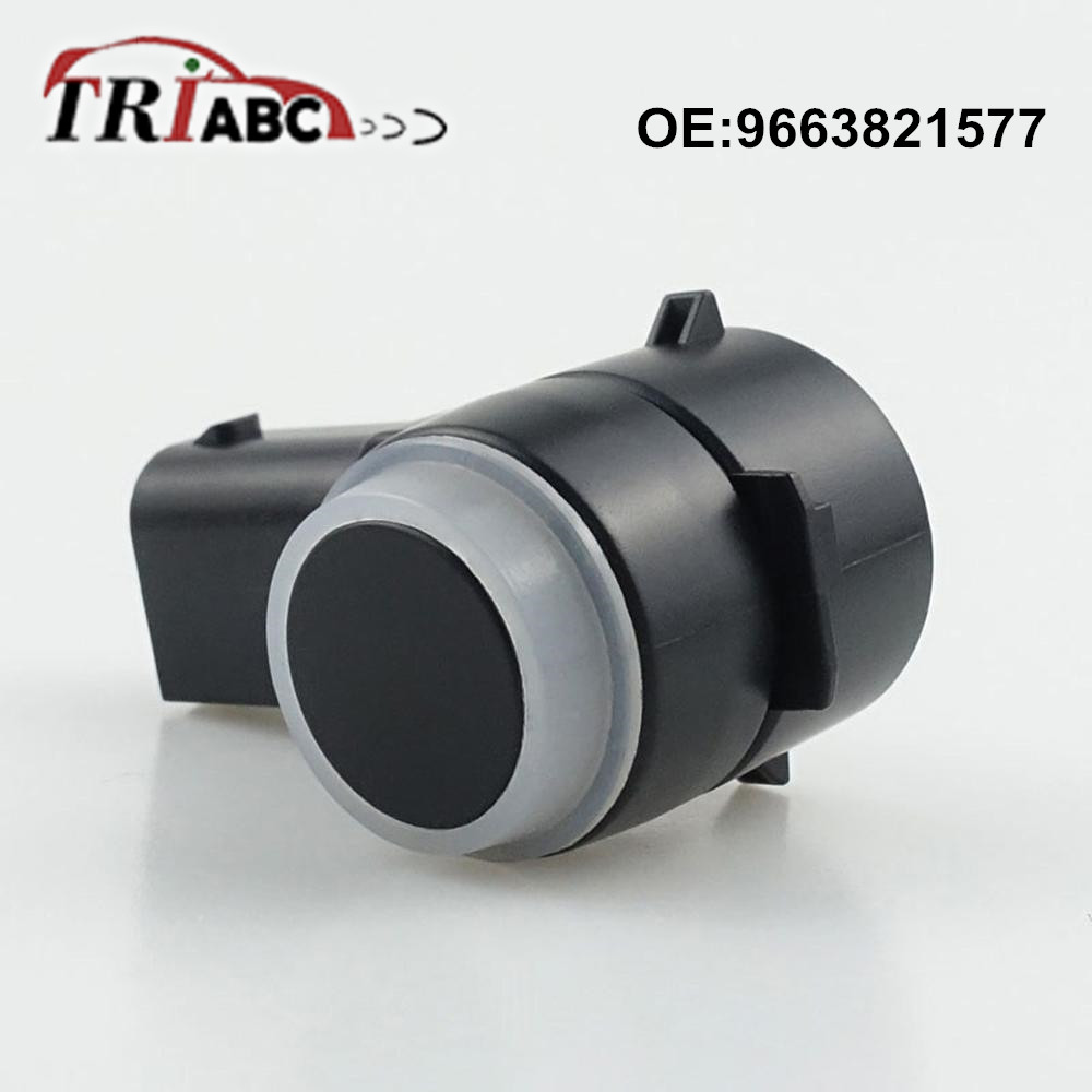 9663821577 PDC Parking Sensor For <font><b>PEUGEOT</b></font> 307 308 <font><b>407</b></font> <font><b>Coupe</b></font> SW Tepee PARTNER RCZ CITROEN BERLINGO Box B9 Platform 9663821577XT image