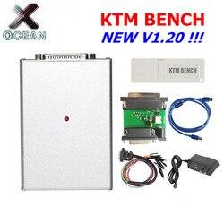 2020 Профессиональный ECU программист KTM BENCH 1,20 чтение и запись ECU через Boot ktmBench V1.20 KTM-Bench Flash EEPROM