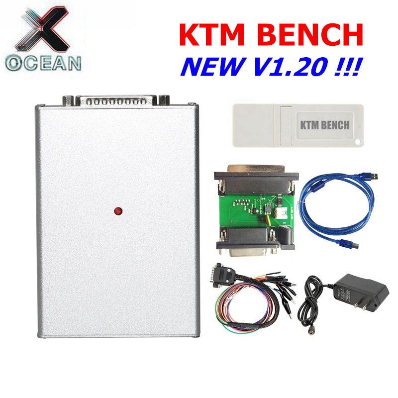 2020 Professional ECU Programmer KTM BENCH 1.20 Read and Write ECU Via Boot ktmBench V1.20 KTM-Bench Flash EEPROM