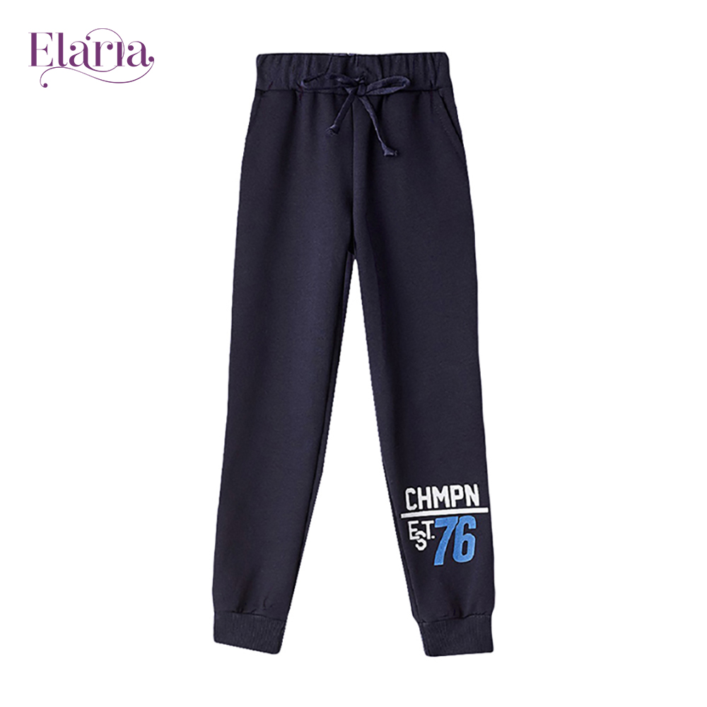 Children Sports Pants Elaria Sbf-18-1 children sportswear accessorie sport suit for children of girls and boys clothes suit children s cardigan and pants crumb i safari growth 1 5 3 year