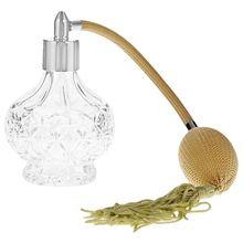Perfume Vintage largo Perfume atomizador regalos vaporizador botellas de vidrio señora 100 ml