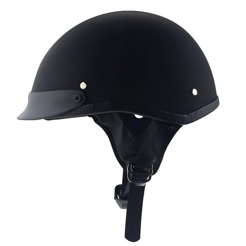 1PC Motorcycle Autumn Winter Helmet Hat Cap Men Women Motorcross Moto Racing White/Black