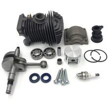 42.5MM Cylinder Piston Engine Motor Rebuild Kit for STIHL 025 MS250 023 MS230 MS 230 250 Chainsaw 1123 020 1209(China)