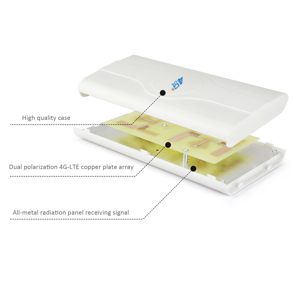 Image 5 - 3G 4G LTE Antenna 4G MIMO antenna TS9 External Panel Antenna CRC9 SMA Connector 2m 700 2600MHz for 3G 4G Huawei router modem-in Communications Antennas from Cellphones & Telecommunications