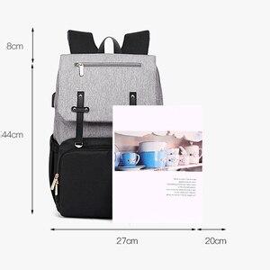 Image 2 - Подгузник для беременных, сумка для ухода за ребенком, для мам, мам, колясок, сумка для коляски, USB, водонепроницаемая, для путешествий, для кормящих мам, сумка для переодевания