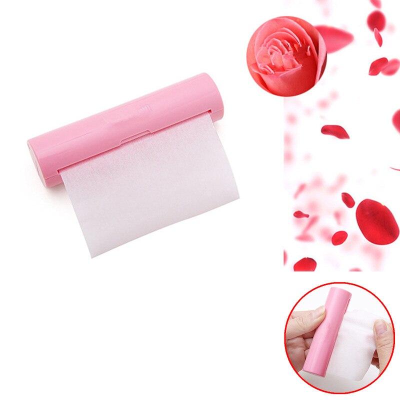 9cm Cute Convenient Pull Type Hand Wash Paper Soap Antibacterial Antivirus Flakes Travel Portable Scented Slice Bath Soap