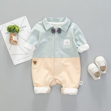 Boys Baby Clothing Baby Rompers Spring Autumn Bebe Costume 1