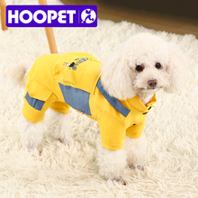 HOOPET Coat Jacket Puppy Dogs Chihuahua Winter Fashion for Warm Teddy Pet-Dog Small Medium