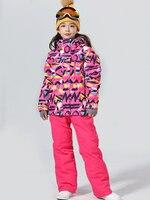 Ski Suits Kids Winter Suit Boys Ski Suit Girls Snowboard Jacket Snow Pants Boys Winter Sport Suit Kids Skiing Snowboard 6 16T