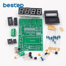 Digital millivoltmeter production kit / electronic productio