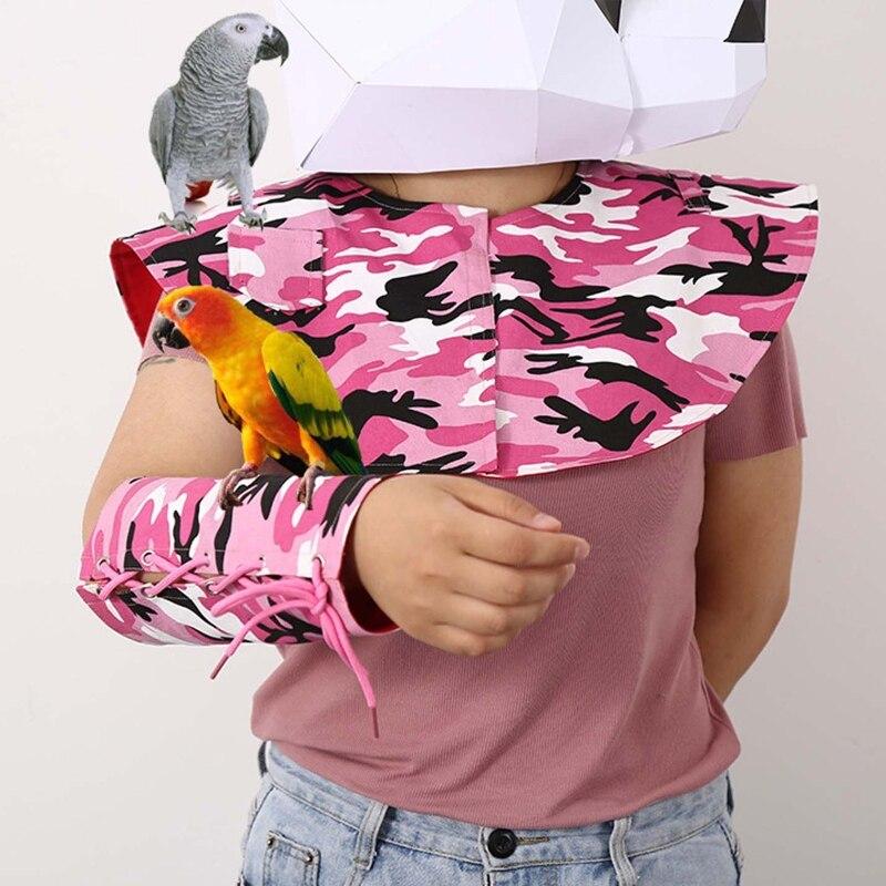 4 pçs papagaio anti-risco ombro protetor pendurar