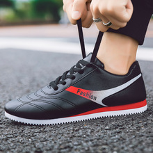 Sneakers Men Running Shoes Lace Up Casual Sport Sho