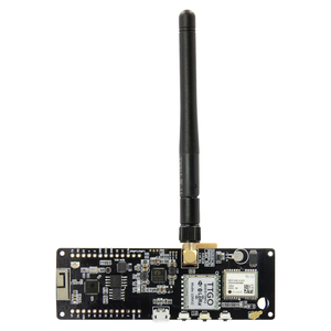 Image 3 - LILYGO®TTGO t beam V1.1 ESP32 433/868/915/923Mhz WiFi Bluetooth ESP32 GPS NEO 6M SMA LORA 32 18650 uchwyt baterii z SoftRF
