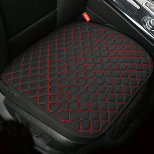 Image 4 - Automobile Seat Backrest Cushion Pad Mat for Auto Front Car Seat Cover Car Styling Interior Accessories Universal Protector