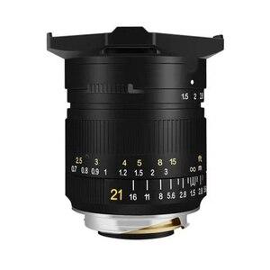 Image 1 - TTArtisan 21mm F1.5 Camera Lente Full Fame Manual Focus Lens For Leica M Mount Camera Leica M M M240  M3 M6 M7 M8 M9 M9p M10