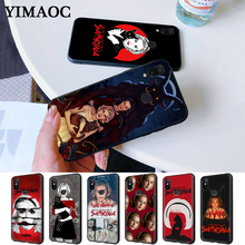 Chilling Adventures of Sabrina Pattern Silicone Case for Redmi Note 4X 5 Pro 6 5A Prime 7 8
