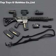 1/6 Scale FlameSoldier FS001 Army Weapon Model M4 FULL SET Fit 12