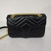 Bolso de hombro de Diseño de Moda de lujo con forma de corazón para cadena de oro para mujeres correa de hombro con solapa bolso de tres tamaños