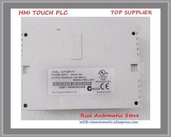 DVP16SP11R DC24V PLC 8DI 8DO relay Module New Original