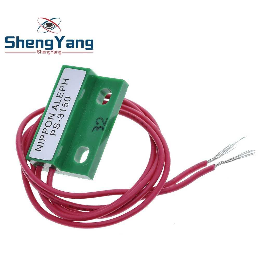 ShengYang 1PCSปกติเปิดProximityเซ็นเซอร์แม่เหล็กReed Switchสวิทช์แม่เหล็กPS-3150 ที่สมบูรณ์แบบ