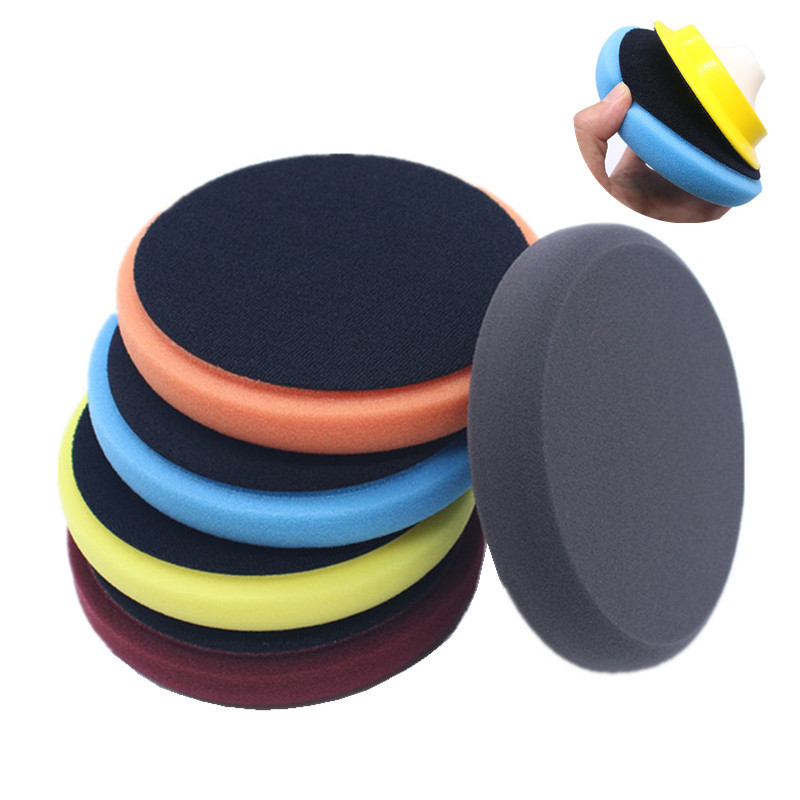 6 Inch Car Polishing Sponge Wheel DA / GA Sponge Polishing Disc For Polishing Machine 1pcs|Sponges, Cloths & Brushes|   - AliExpress