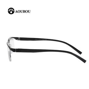 Image 5 - Okulary do czytania mężczyźni Ultralight gafas de lectura nowe okulary proca leesbril wysoka przepuszczalność światła lunettes bril gozluk