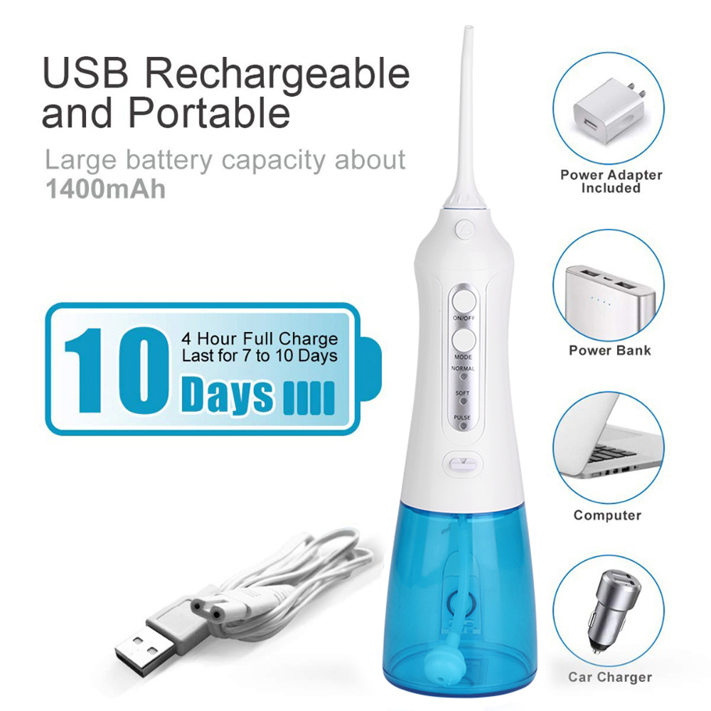 3 Modes Portable Oral Irrigator Dent
