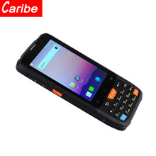 CARIBE PL-40L Android 8.1 Scanners Handheld Terminal 1D 2D NFC Reader for Scanning Barcode in Warehouse