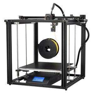 Image 4 - Creality 3D Ender 5Plusプリンタデュアルz軸ブランド電源大型印刷サイズとblタッチレベリング再開プリントフィラメントセンサー