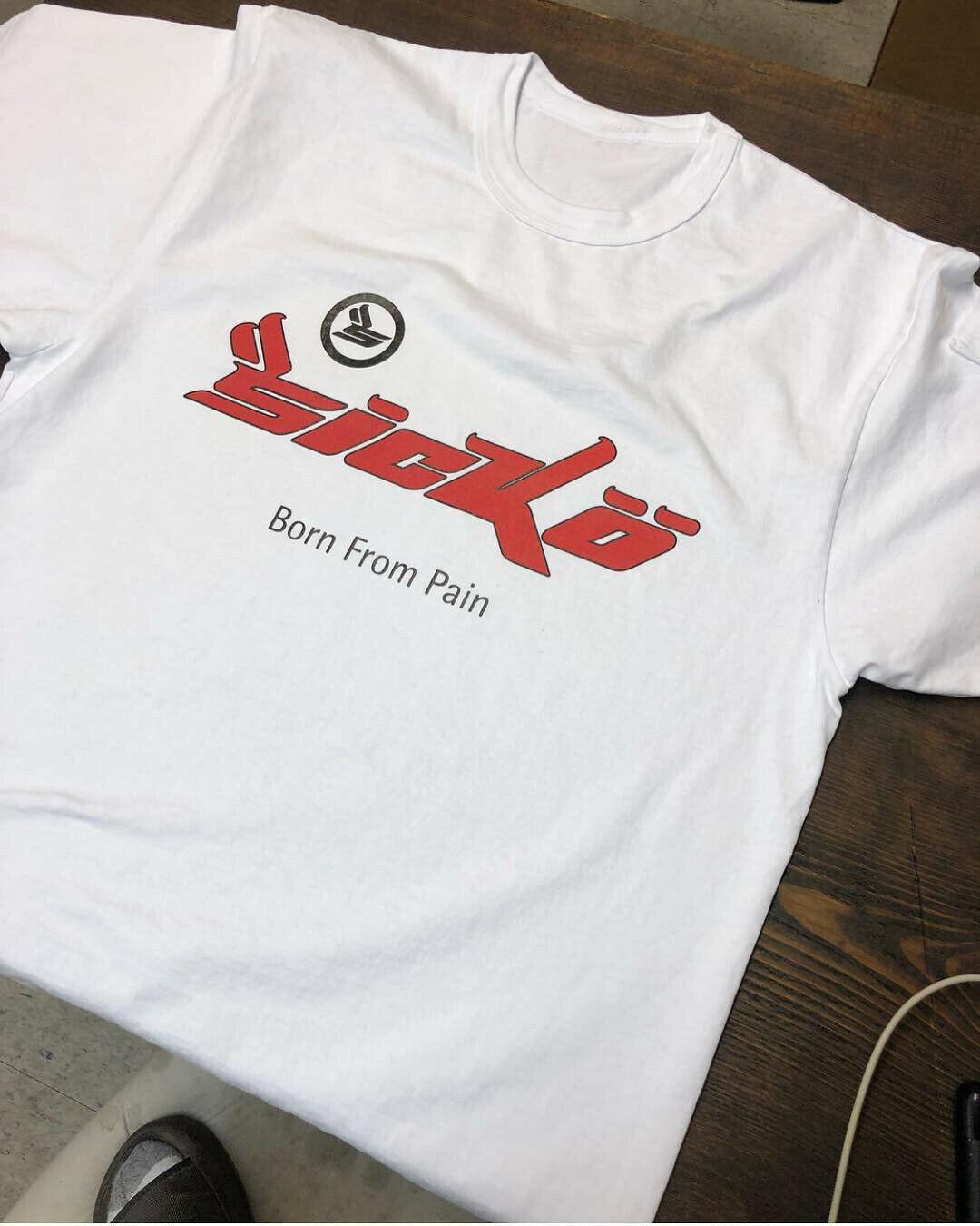 T Shirt Sicko Born From Pain T Shirt Ian Connor