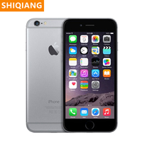 Apple iPhone 6 Used Unlocked Original Dual Core Mobile phone 8.0MP Rear camera Smartphone 16GB/64GB/128GB ROM 4G LTE Cell Phones