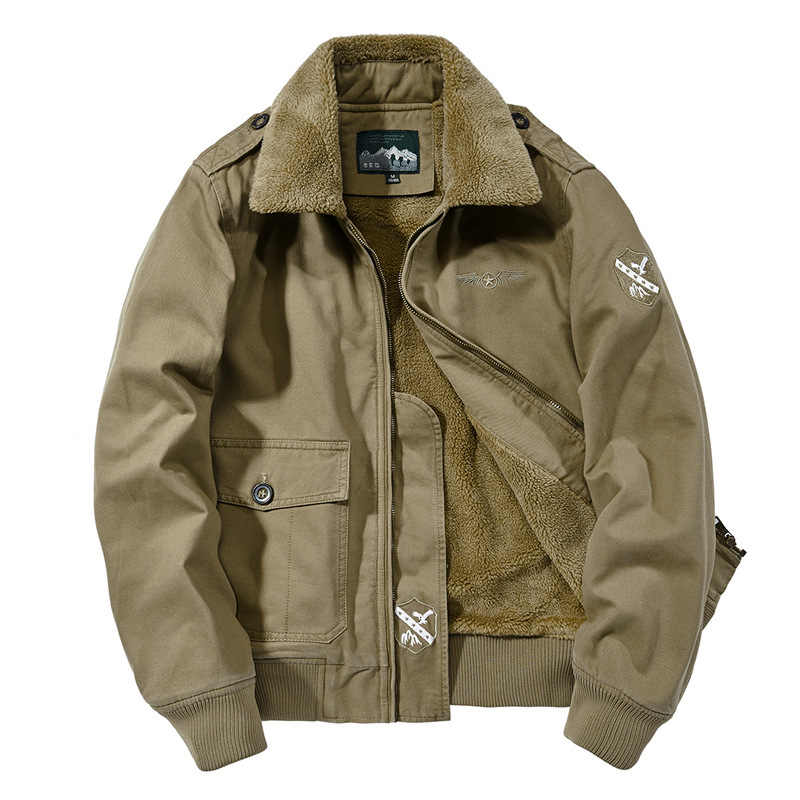 FGKKS الرجال عالية جاكيت عالي الجودة الرجال العسكرية نمط بلون سترة الذكور جديد عارضة العلامة التجارية زائد المخملية سماكة جاكيتات معطف