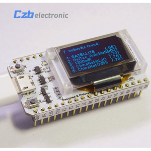 Image 2 - ESP32 0.96 inch Blue OLED Display Bluetooth WIFI Lora Kit 32 Module Internet Development Board For Arduino