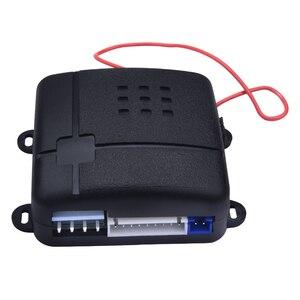 Image 4 - Auto Alarm Fahrzeug System 1 Weg Remote Zentrale Türschloss Keyless System Mit 2 Fernbedienung Einbrecher Schutz Sicherheit system