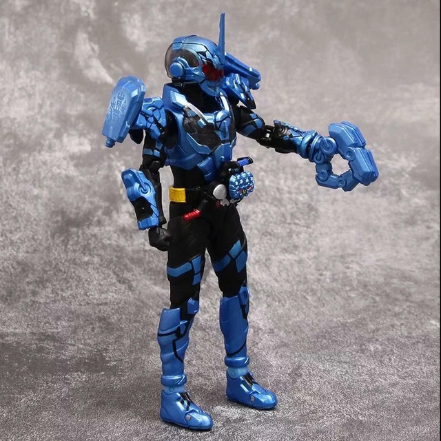 15cm Masked Rider Kamen Rider GREASE BLIZZARD Action Figure Kamen Rider PVC Collection Model Figures Toys