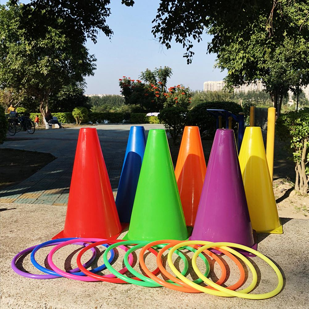 Outdoor Toss Games Ring Toss Game Ring Toys For Children Kids