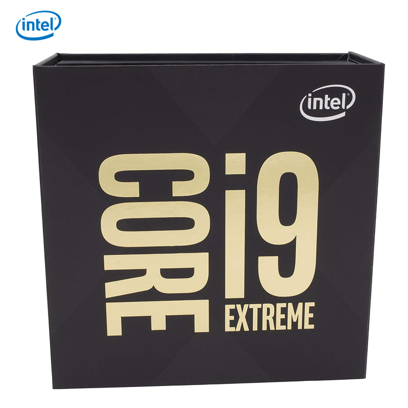 <font><b>Intel</b></font> Core i9-9980XE Extreme Edition Processor 18 Cores up to 4.4GHz Turbo Unlocked LGA2066 <font><b>X299</b></font> Series 165W Processors (999AD1) image