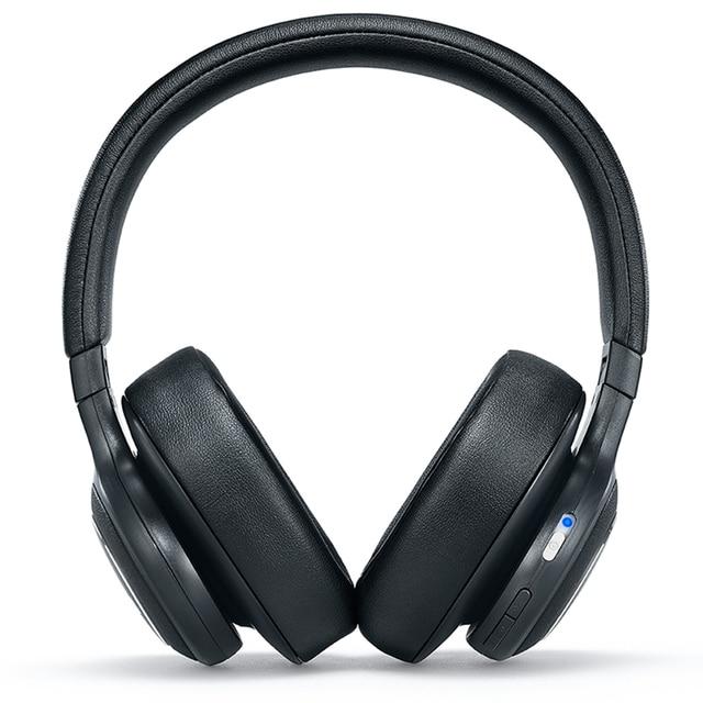 JBL Duet NC Wireless Bluetooth Headphone Active Noise Cancelling Rapid Charging 24 Hours Battery Life Sport Earphone Gym Headset Electronics Wireless Earphones