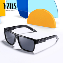 YZRS Brand Plastic Sunglasses Polarized Men Classic Design All-Fit Sunglass CE Shades