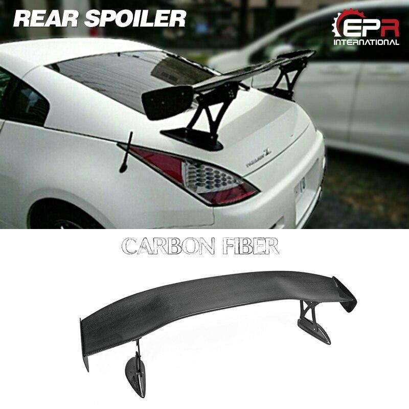Стайлинг автомобиля для Nissan 350Z Z33 стильный задний спойлер из углеродного волокна внутри багажника GT