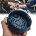 Керамическая чаша для бритья пены, 2 цвета, с нитью, с широким горлом, Мужская чашка для влажного бритья, керамическая чашка для мыла и крема
