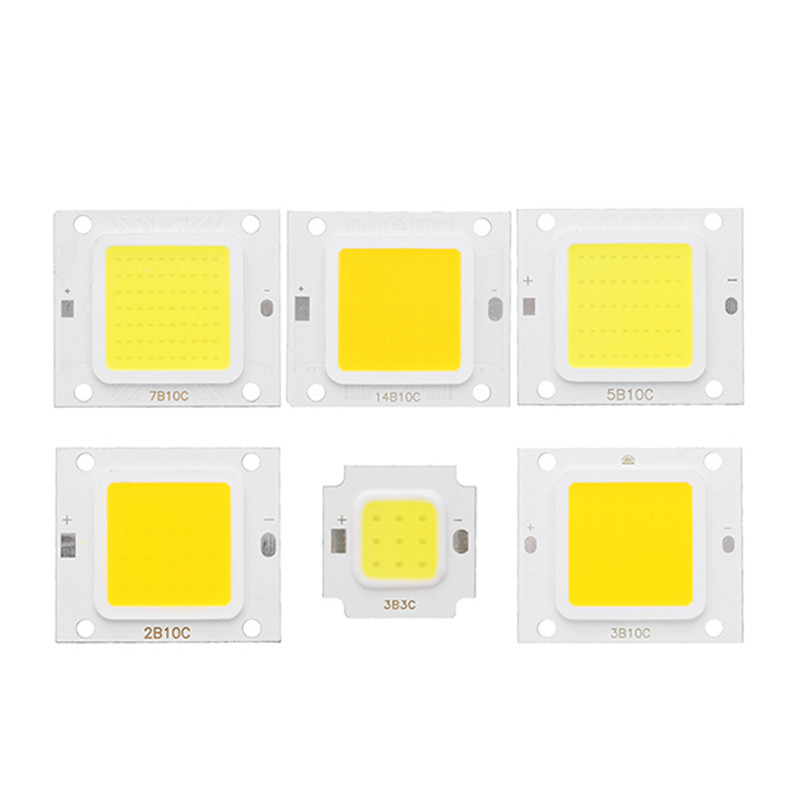 CLAITE High Power 10W 20W 30W <font><b>50W</b></font> 70W 100W <font><b>COB</b></font> <font><b>LED</b></font> Lamp <font><b>Chip</b></font> for DIY Flood Spot Light image