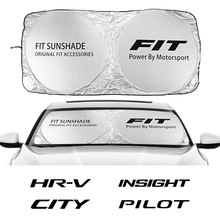 Sun-Shade-Cover Car-Windshield FREED Honda Hr-V-Accessories for AMAZE BRIO BR-V City-Clarity