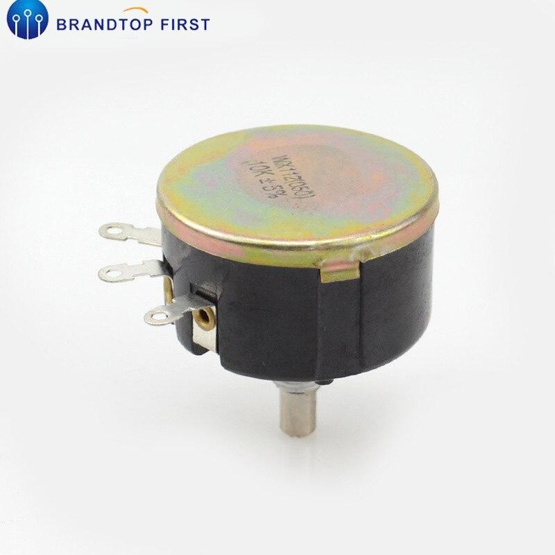 Wx112 (050) 5w single-circle fio ferida potenciômetro 100 ohms. .. 1K 1k5 2K2 4K7 10K...