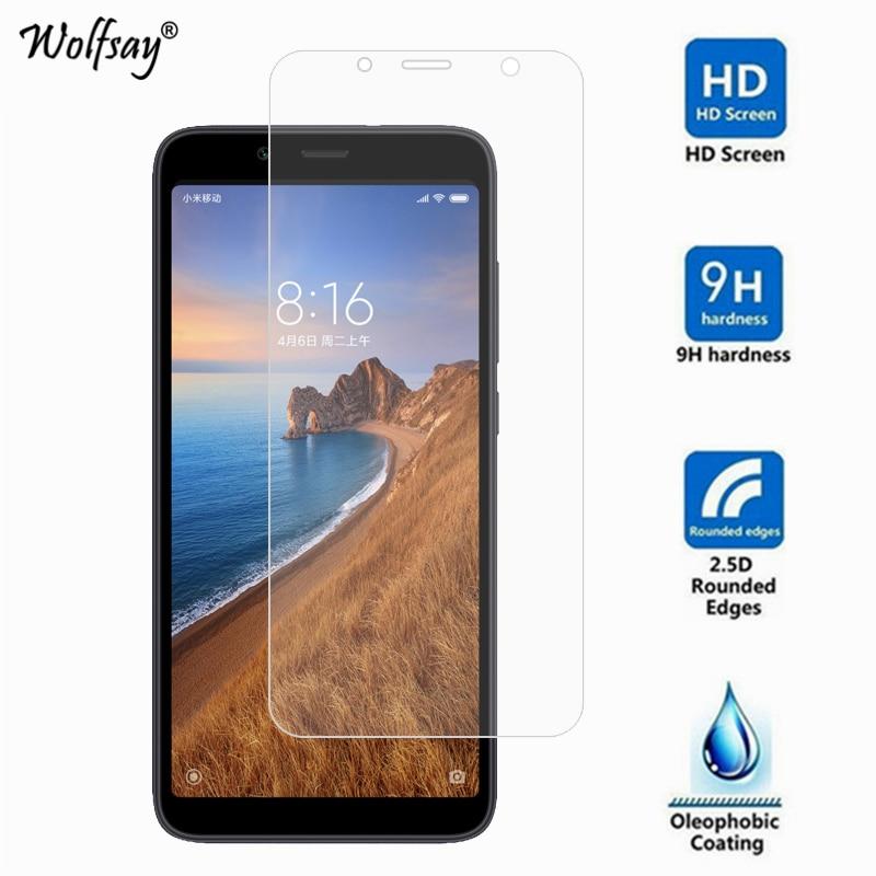 Image 3 - 2 pièces pour Xiaomi Redmi 7A verre pour Xiaomi Redmi 7A 8A Note 8T Pro protecteur décran en verre trempé Film de téléphone pour Xiaomi Redmi 7A-in Protections décran de téléphone from Téléphones portables et télécommunications on AliExpress