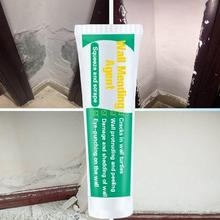 White Wall Repair Plaster Refinishing Paint Decoration Hall Durable Mouldproof Family Environmental Valid Practical